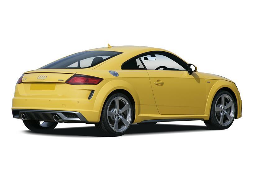 Audi Tt Coupe 45 TFSI Black Edition 2dr S Tronic