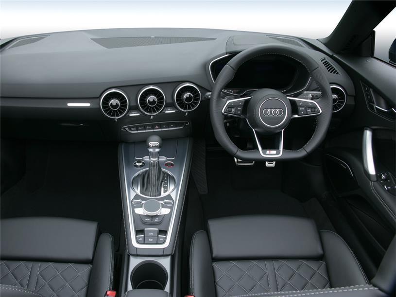 Audi Tt Roadster 45 TFSI Quattro Black Edition 2dr S Tronic