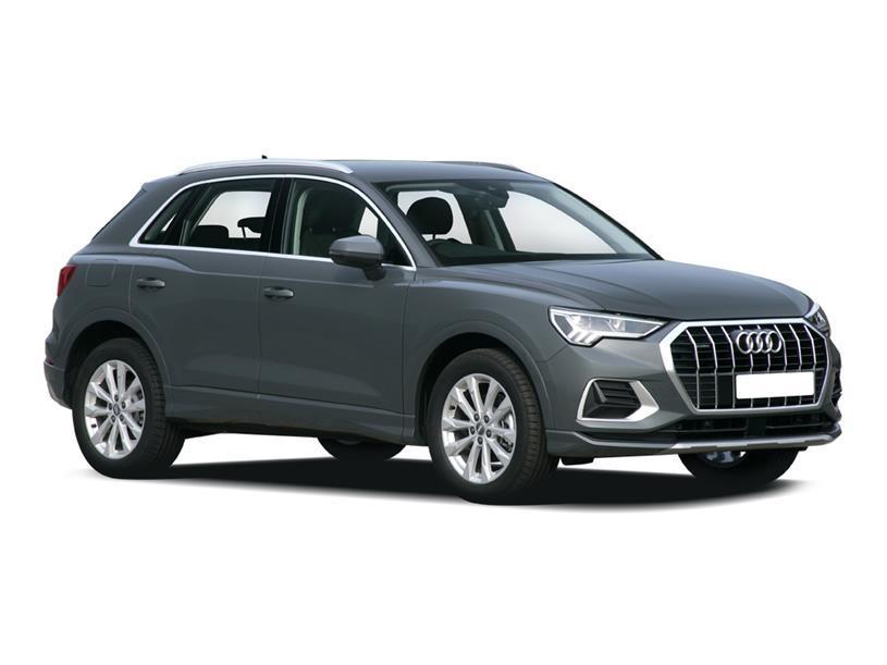 Audi Q3 Estate 35 TFSI S Line 5dr S Tronic [Comfort+Sound Pack]