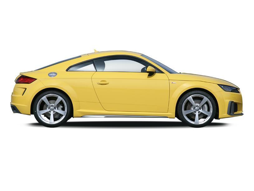 Audi Tt Coupe 40 TFSI Black Edition 2dr S Tronic [Tech Pack]