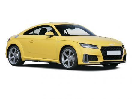Audi Tt Coupe 45 TFSI S Line 2dr S Tronic [Tech Pack]