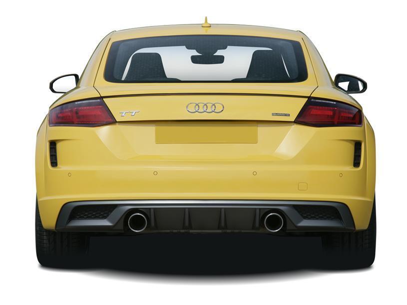 Audi Tt Coupe 45 TFSI Quattro S Line 2dr S Tronic [Tech Pack]