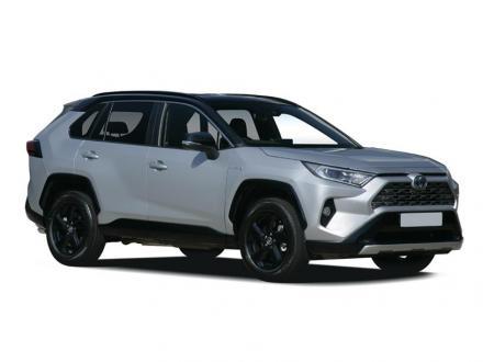 Toyota Rav4 Estate 2.5 VVT-i Hybrid Dynamic 5dr CVT
