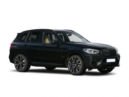 BMW X3 M Estate xDrive X3 M Competition 5dr Step Auto