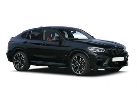 BMW X4 M Estate xDrive X4 M Competition 5dr Step Auto