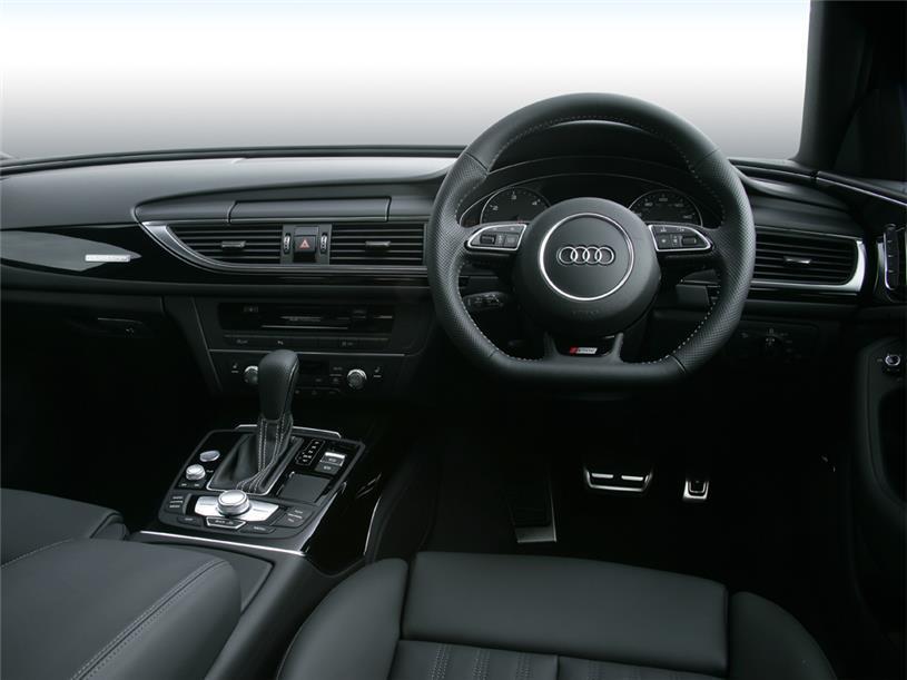 Audi A6 Diesel Avant 50 TDI Quattro Black Edition 5dr Tip Auto [Tech]