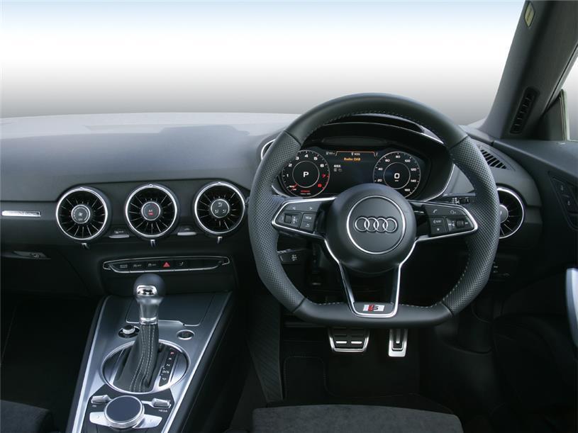 Audi Tt Coupe 40 TFSI Vorsprung 2dr S Tronic
