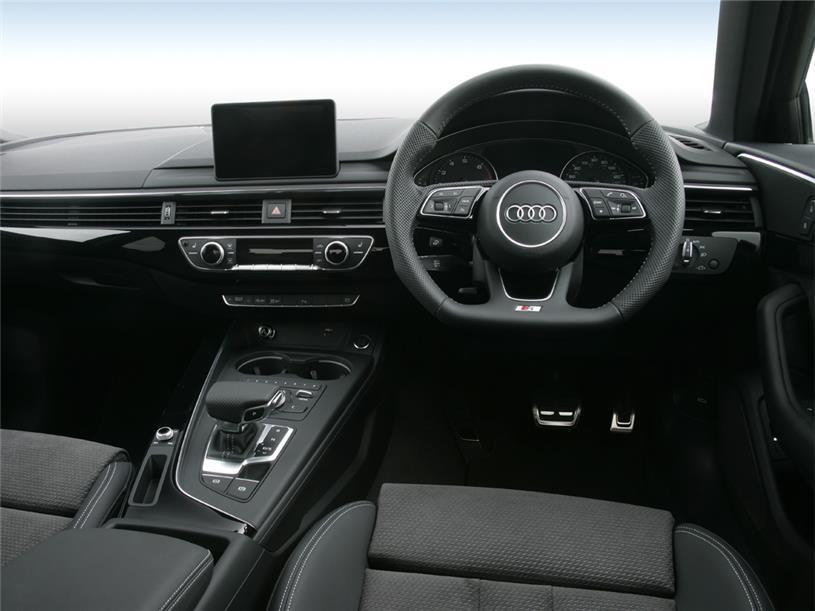 Audi A4 Saloon 35 TFSI S Line 4dr