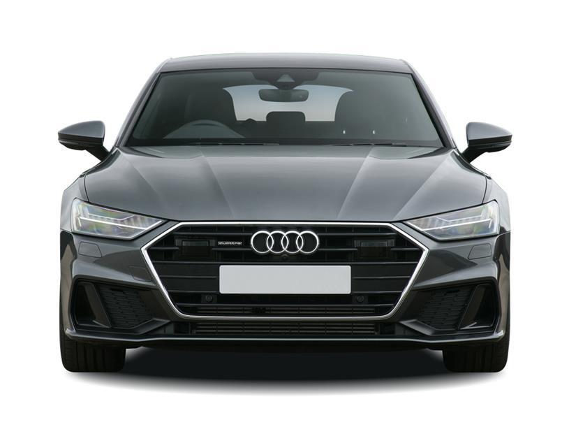 Audi A7 Diesel Sportback 50 TDI Quattro Black Edition 5dr Tip Auto