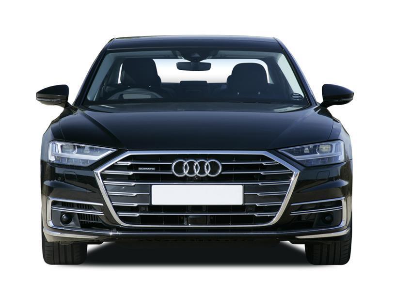 Audi A8 Diesel Saloon 50 TDI Quattro Sport 4dr Tiptronic