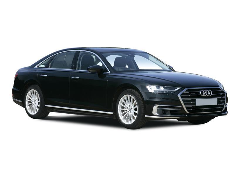 Audi A8 Diesel Saloon L 50 TDI Quattro Sport 4dr Tiptronic [C+S]