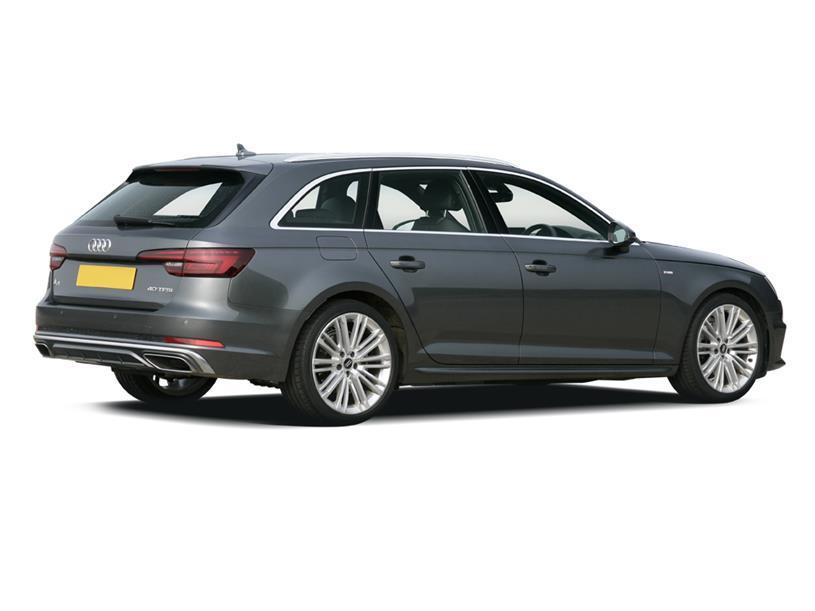 Audi A4 Diesel Avant 35 TDI S Line 5dr S Tronic [Comfort+Sound]