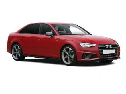 Audi A4 Saloon 35 TFSI Black Edition 4dr [Comfort+Sound]