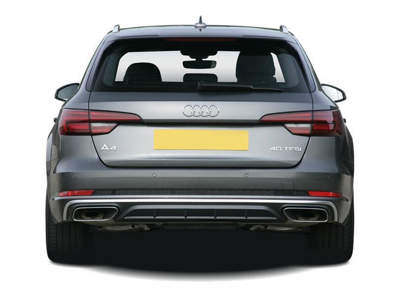 Audi A4 Avant 35 TFSI Black Edition 5dr [Comfort+Sound]