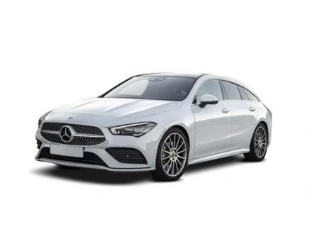 Mercedes-Benz Cla Shooting Brake CLA 250 AMG Line Premium 5dr Tip Auto
