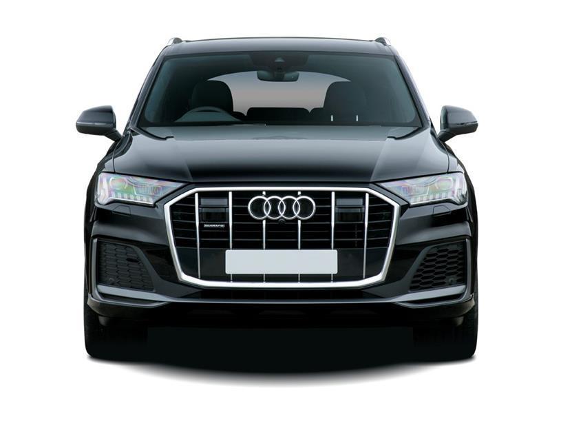 Audi Q7 Estate 55 TFSI Quattro S Line 5dr Tiptronic