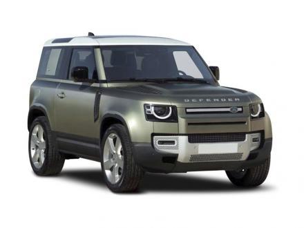 Land Rover Defender Estate 3.0 P400 X 90 3dr Auto