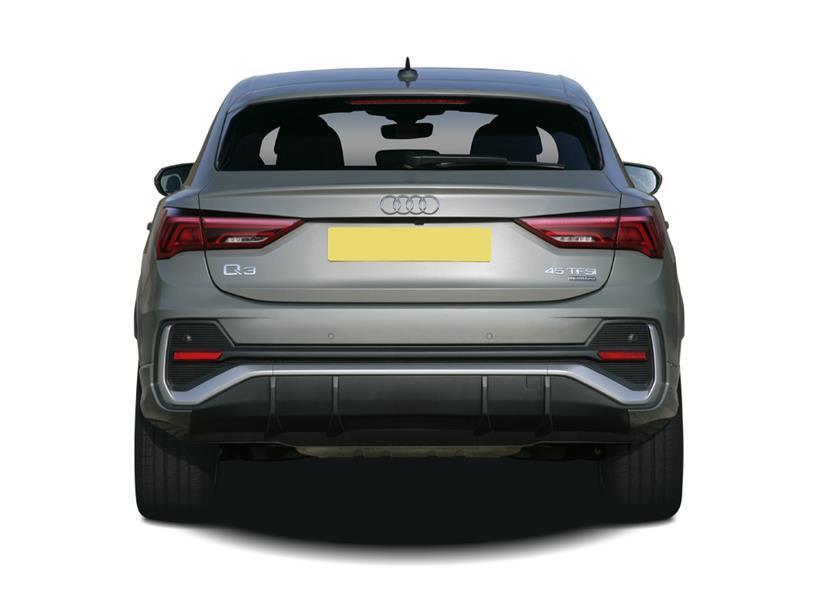 Audi Q3 Sportback 35 TFSI Sport 5dr [Comfort+Sound Pack]