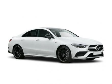 Mercedes-Benz Cla Amg Coupe CLA 45 S 4Matic+ Plus 4dr Tip Auto