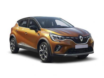 Renault Captur Hatchback 1.0 TCE 100 Play 5dr