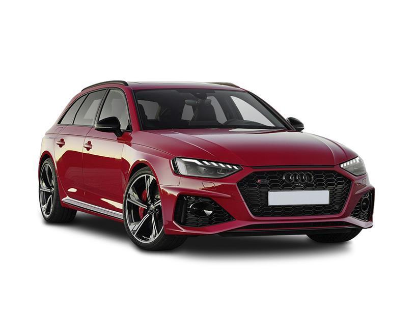 Audi Rs 4 Avant RS 4 TFSI Quattro Carbon Black 5dr S Tronic [C+S]