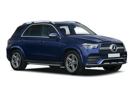 Mercedes-Benz Gle Diesel Estate GLE 350d 4Matic AMG Line Premium 5dr 9G-Tronic