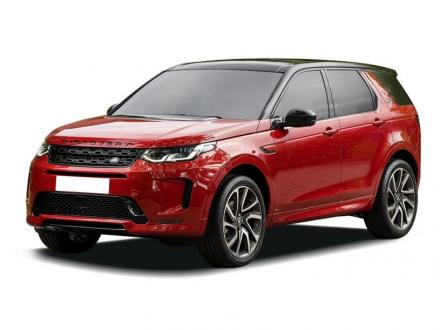 Land Rover Discovery Sport Sw 1.5 P300e R-Dynamic SE 5dr Auto [5 Seat]