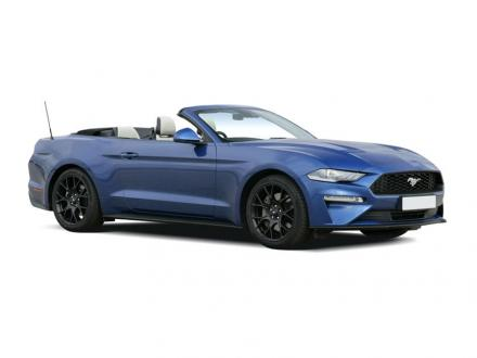 Ford Mustang Convertible 5.0 V8 449 GT [Custom Pack 2] 2dr Auto