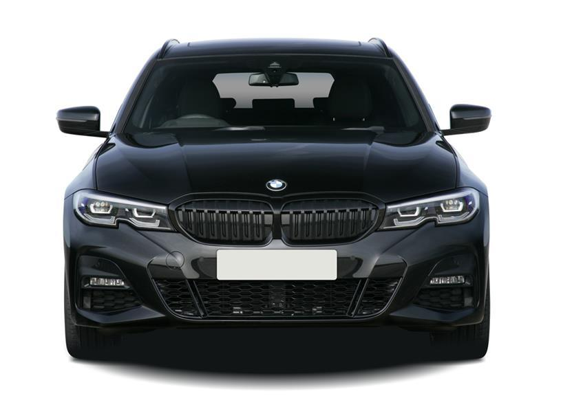 BMW 3 Series Diesel Touring 320d MHT M Sport 5dr Step Auto [Tech Pack]