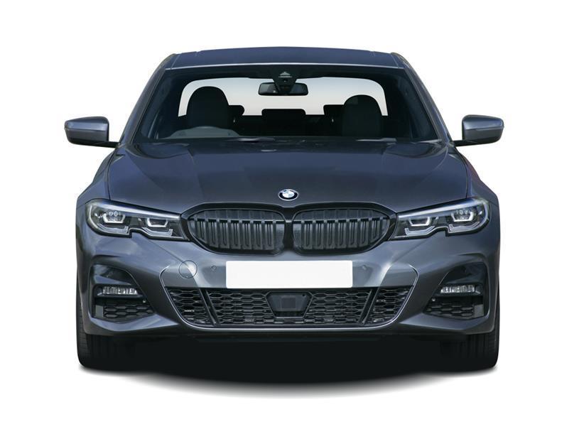 BMW 3 Series Diesel Saloon 320d xDrive MHT M Sport 4dr Step Auto