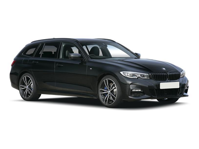 BMW 3 Series Diesel Touring 320d xDrive MHT M Sport 5dr Step Auto [Tech Pack]