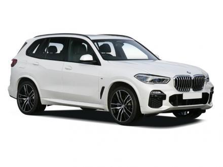 BMW X5 Diesel Estate xDrive40d MHT M Sport 5dr Auto [7 Seat]