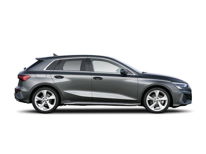 Audi A3 Diesel Sportback 30 TDI S line 5dr [Comfort+Sound]