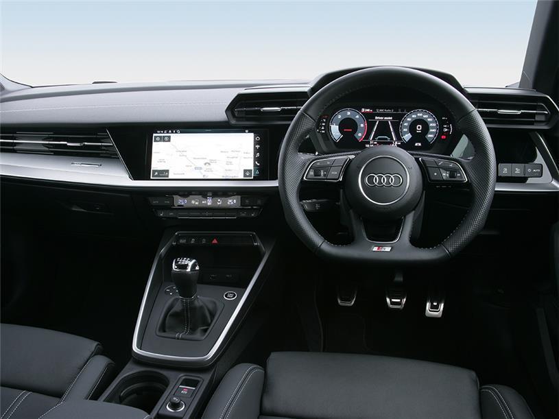Audi A3 Diesel Sportback 40 TDI Quattro S line 5dr S Tronic [C+S]