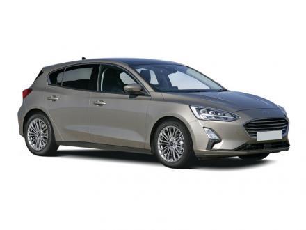 Ford Focus Hatchback 1.0 EcoBoost Hybrid mHEV 125 Titanium X Ed 5dr