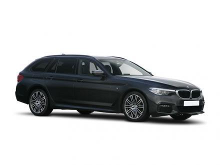 BMW 5 Series Diesel Touring 520d xDrive MHT M Sport 5dr Step Auto [Tech Pack]