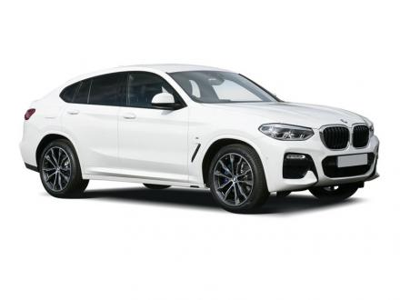BMW X4 Diesel Estate xDrive M40d MHT 5dr Auto