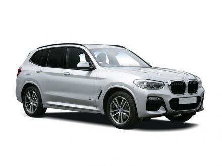 BMW X3 Diesel Estate xDrive M40d MHT 5dr Auto