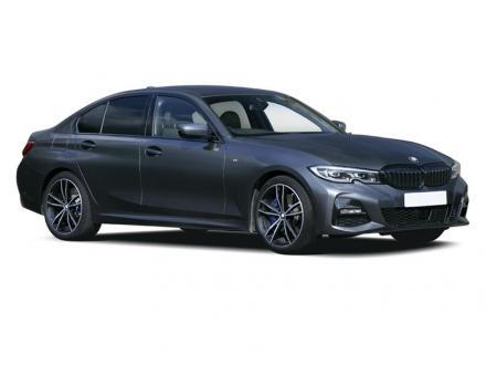 BMW 3 Series Diesel Saloon 320d xDrive MHT M Sport 4dr Step Auto [Pro Pack]