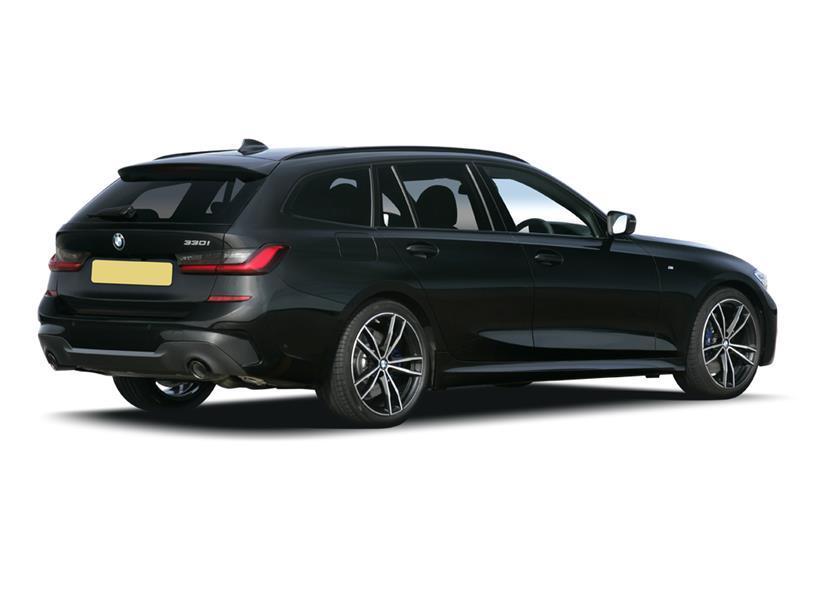 BMW 3 Series Diesel Touring 320d MHT M Sport 5dr Step Auto [Tech/Pro Pack]