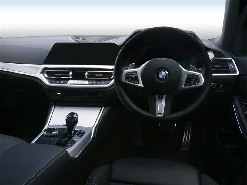 BMW 3 Series Diesel Saloon 318d MHT M Sport 4dr Step Auto