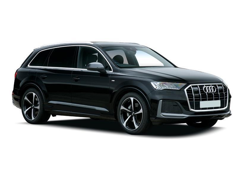 Audi Q7 Estate SQ7 TFSI Quattro 5dr Tiptronic [C+S Pack]