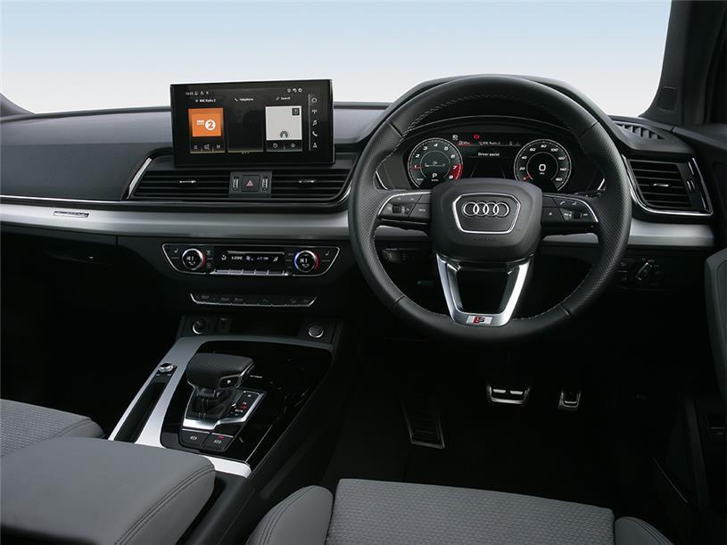Audi Q5 Estate Special Editions 45 TFSI Quattro Edition 1 5dr S Tronic [C+S]