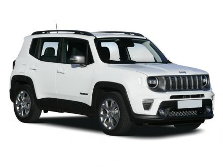 Jeep Renegade Hatchback 1.3 Turbo 4xe PHEV 190 Limited 5dr Auto