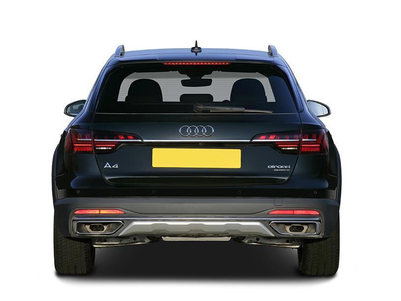 Audi A4 Diesel Allroad Estate 40 TDI 204 Quattro Sport 5dr S Tronic