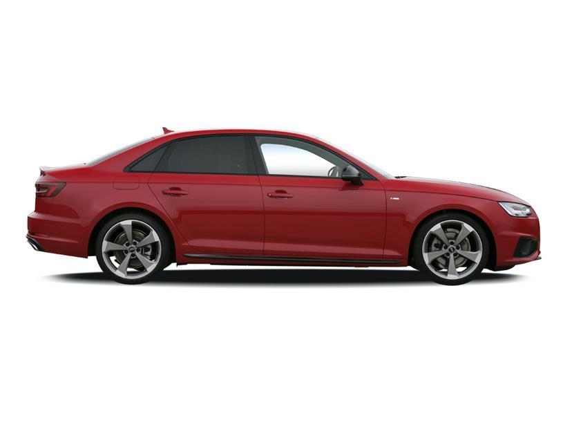Audi A4 Diesel Saloon 40 TDI 204 Quattro Black Edn 4dr S Tronic [C+S]