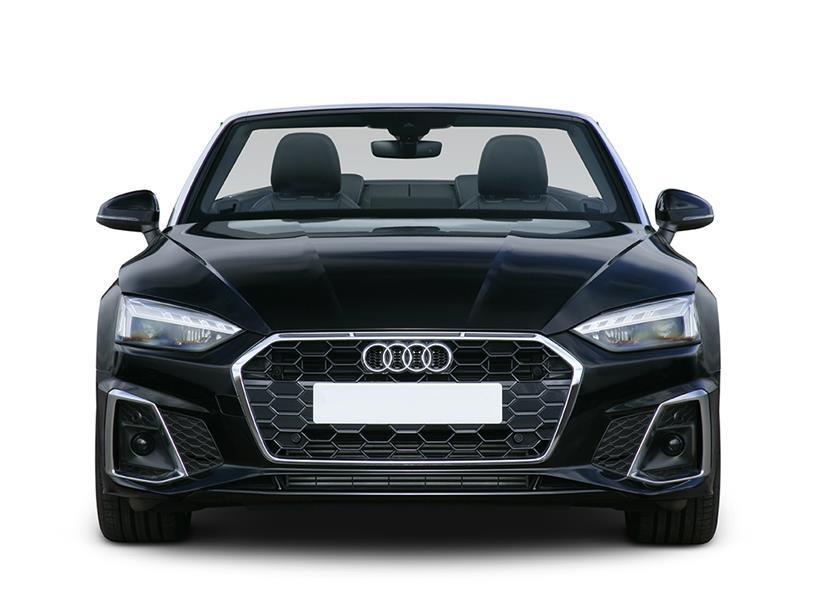 Audi A5 Cabriolet 40 TFSI 204 Sport 2dr S Tronic [Comfort+Sound]