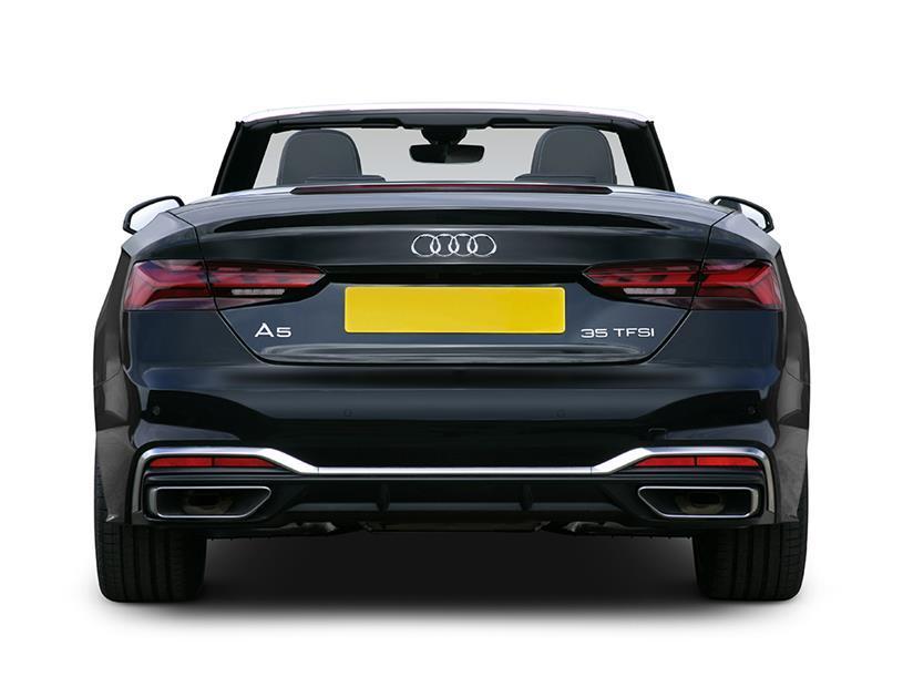 Audi A5 Cabriolet 40 TFSI 204 S Line 2dr S Tronic