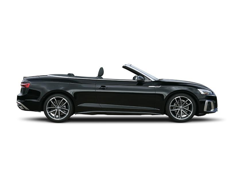 Audi A5 Cabriolet Special Editions 45 TFSI 265 Quattro Edition 1 2dr S Tronic