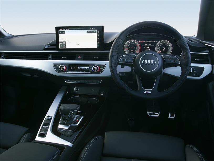 Audi A5 Cabriolet Special Editions 40 TDI 204 Quattro Edition 1 2dr S Tronic [C+S]